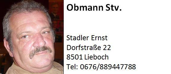 Stadler Obmann Stv.