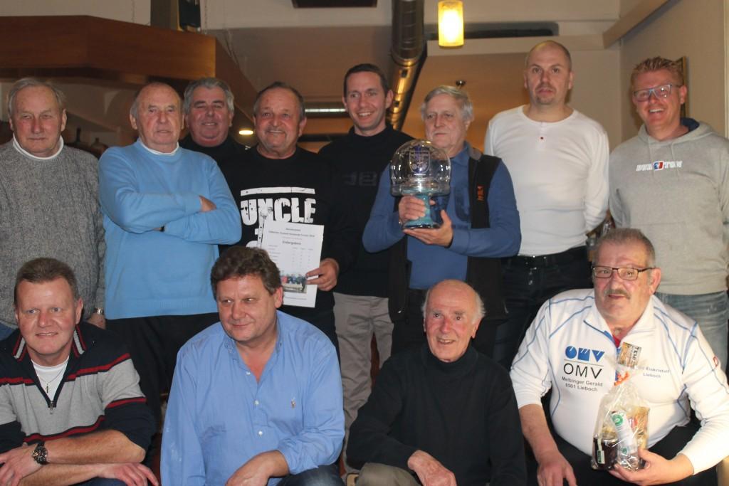 Turnier Sieger 2016 Gemeinde Turnier